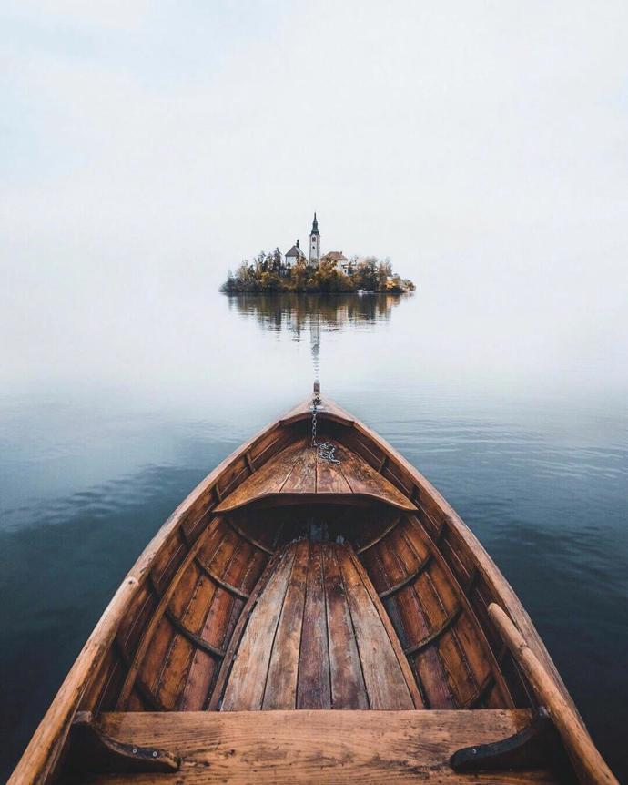 Lake Bled, Slovenia   world   travel   slovenia