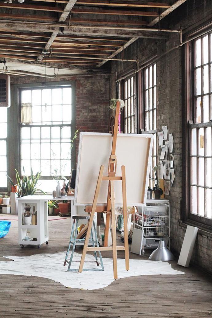 Мастерские художников   art   artists   art studio