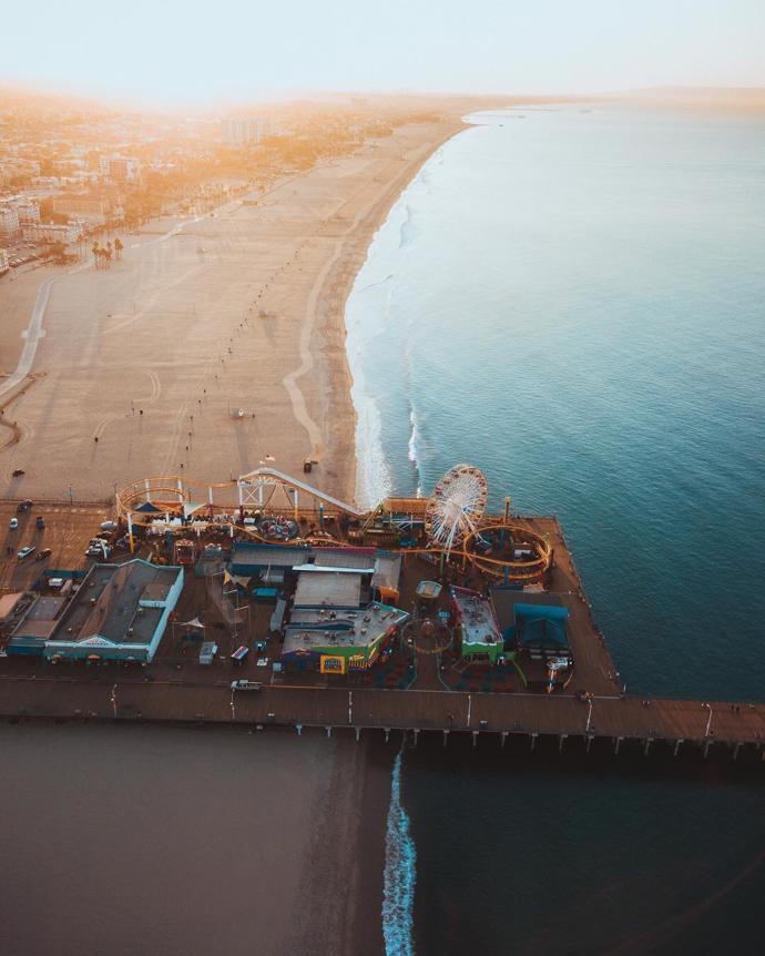 Santa Monica, California | world | travel | california