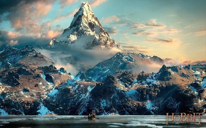  природа   mountains   new zealand