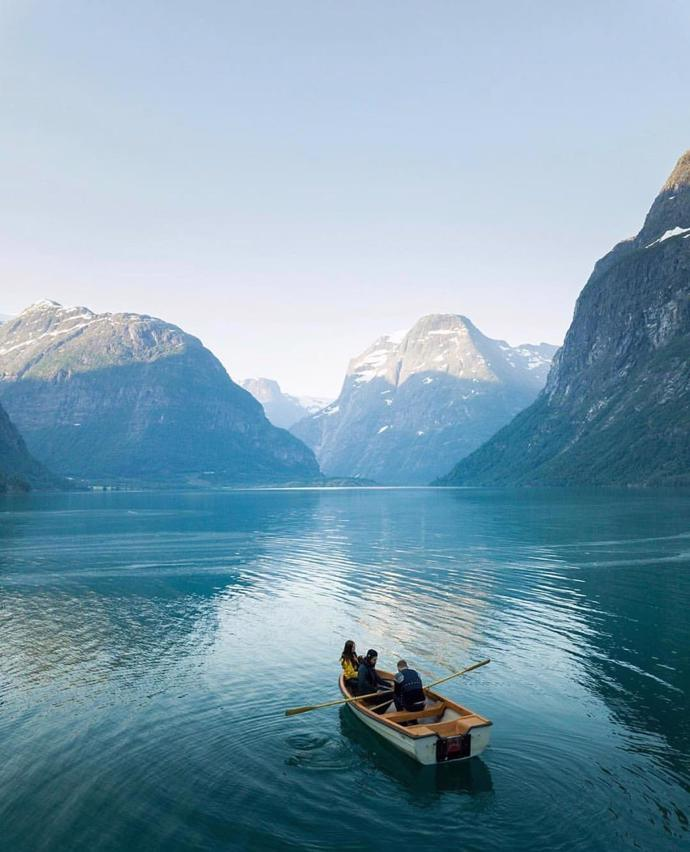 Lovatnet, Norway | world | travel | lovatnet