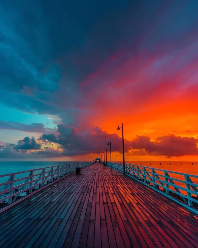 Amazing sunset   world   beauty   sunset