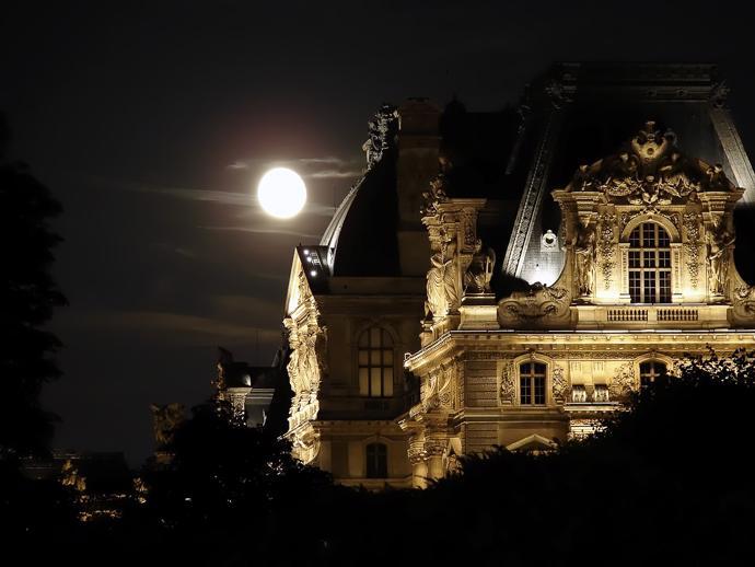 Париж | мир | путешествия | франция