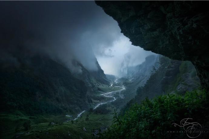 by Enrico Fossati   enrico fossati   landscape   mountain