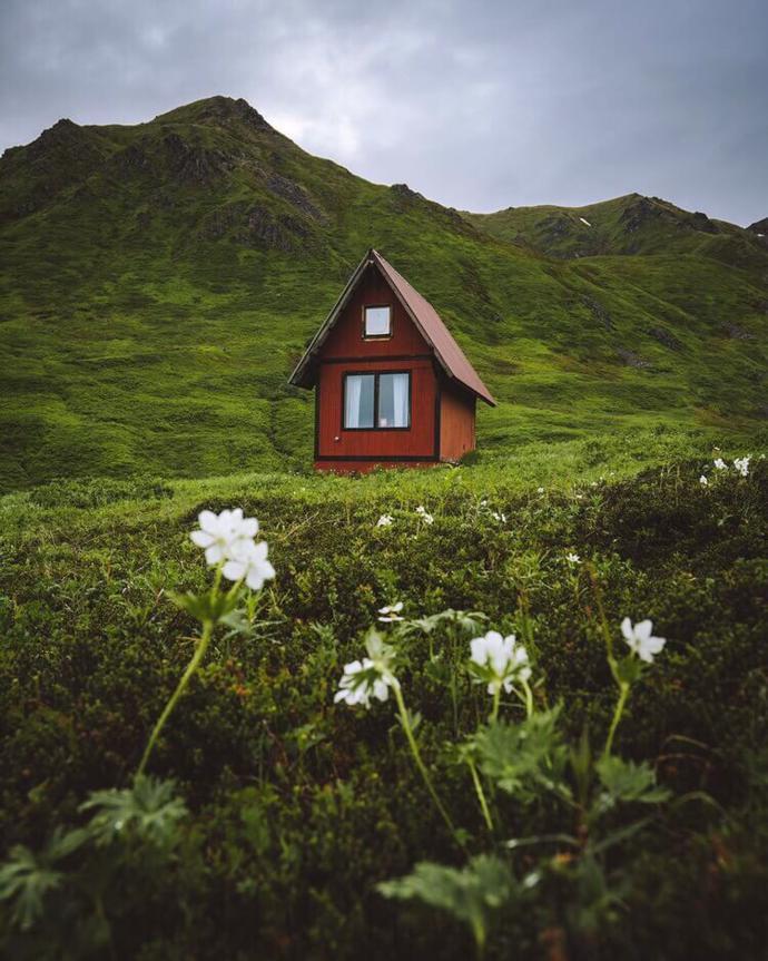 Alaska | world | travel art | travel