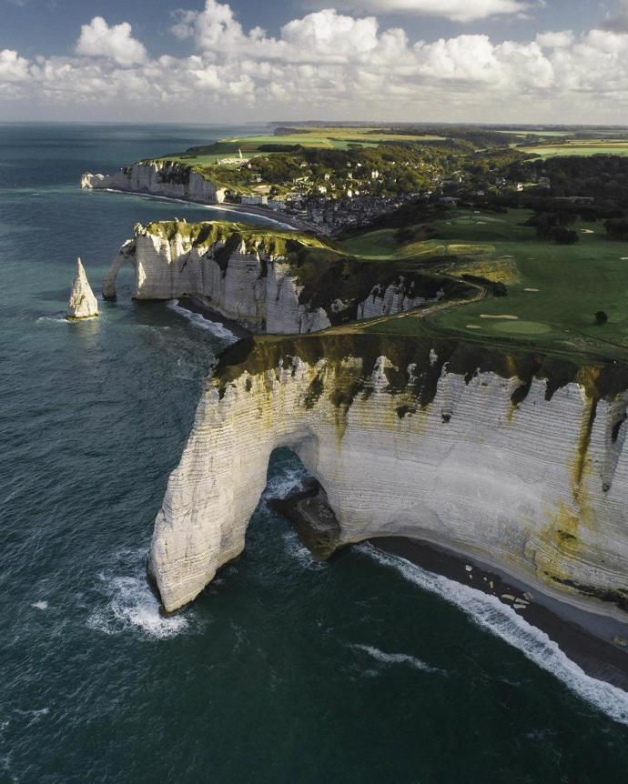Étretat, France | world | travel | étretat