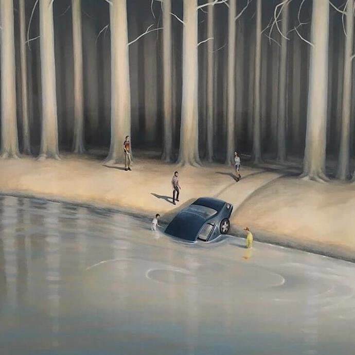 Artist / Dan Attoe | art | artist | dan attoe