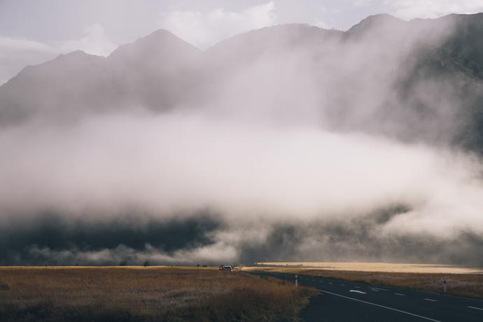 Милфорд, Новая Зеландия | мир | путешествия | новая зеландия