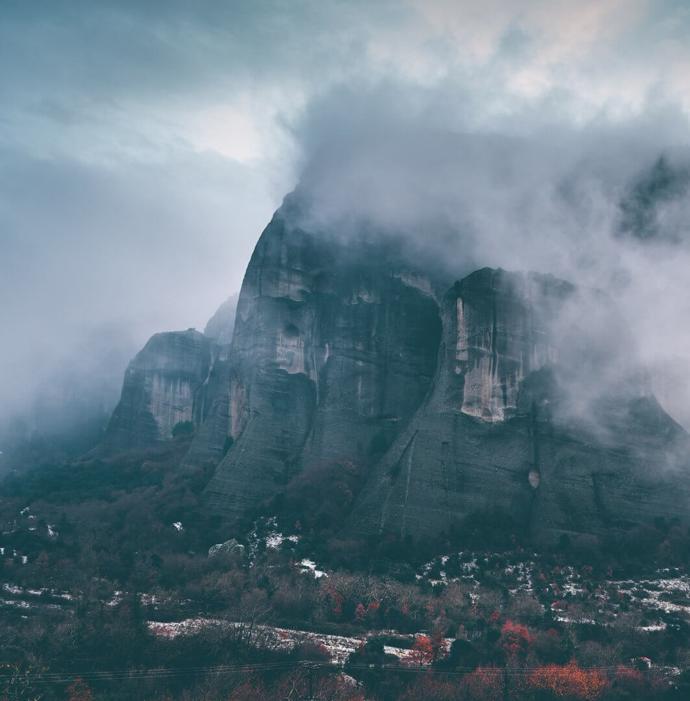 Meteora, Greece   world   travel   greece