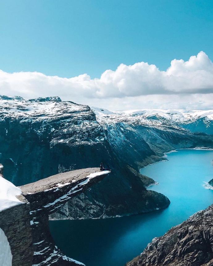 Trolltunga | world | travel | nature