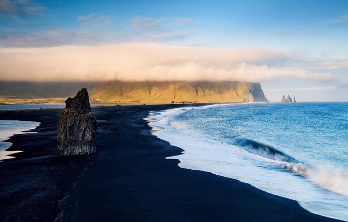 Reynisfjara, Iceland | world | travel | reynisfjara