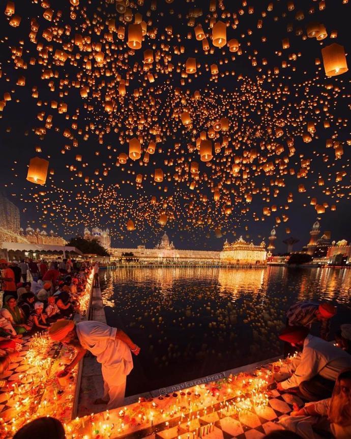 Harmandir Sahib, India | world | travel | harmandir sahib