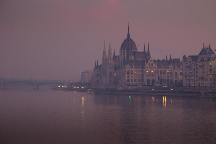 Река Дунай, Будапешт | мир | путешествия | будапешт