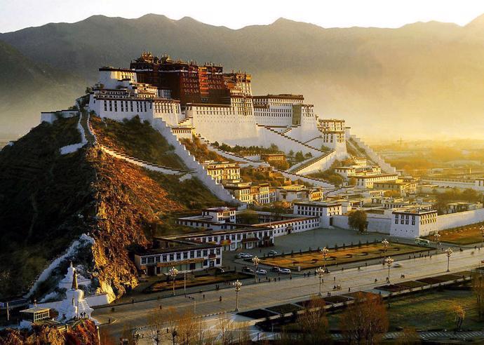Potala Palace | tibet | architecture | world