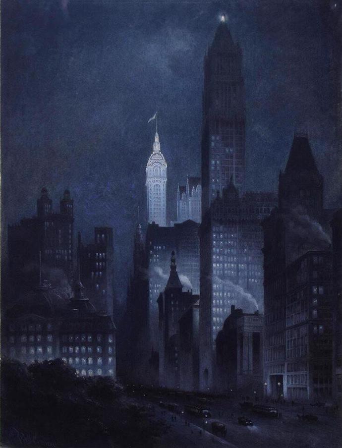 9 West 57th Street, New York | art | artist | rudolf cronau