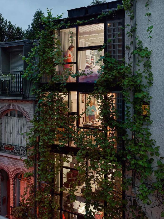 Окна Парижа | париж | франция | окна парижа